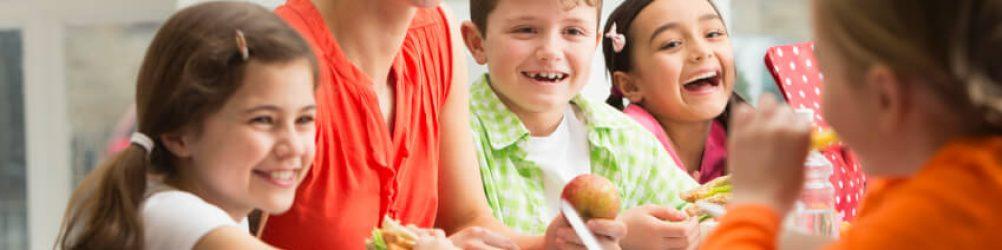 children s food at school